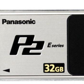 Panasonic 32 GB P2 Card E Series